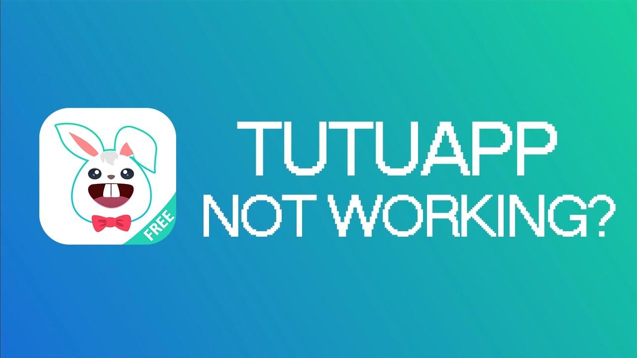 tutu app not installing