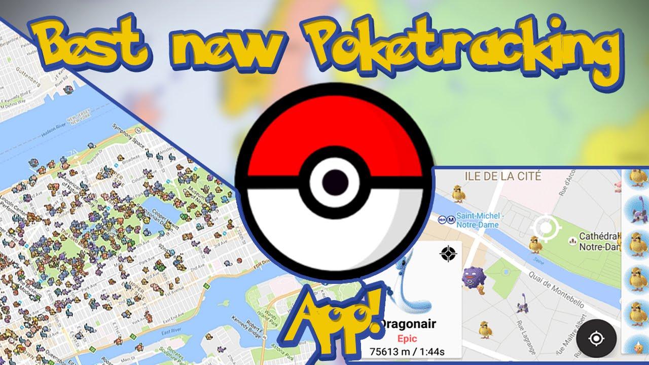 pokemon go trackers